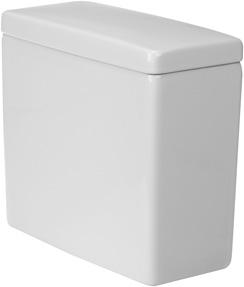 Duravit 0920400004 Starck 3 Toilet Tank Only - White