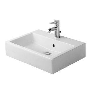 Duravit 4526000001 Vero Above Counter Washbasin - White/Wondergliss