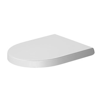 Duravit 0069890000 Darling Toilet Seat and Cover
