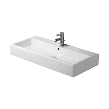 Duravit 045410 Vero Furniture Washbasin - White