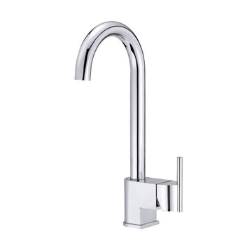 Danze D151542 Como Single Handle Bar Faucet Chrome