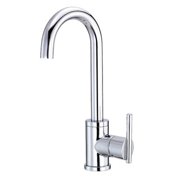 Danze D151558 Parma Single Handle Bar Faucet - Chrome