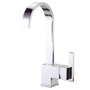 Danze D151644 Sirius Single Handle Bar Faucet - Chrome
