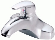 Danze D203012 Melrose Single Handle Centerset Lavatory Faucet - Chrome