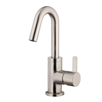 Danze D221530BN Amalfi Single Handle Lavatory Faucet - Brushed Nickel
