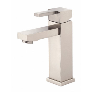 Danze D225533BN Reef Single Handle Lavatory Faucet - Brushed Nickel