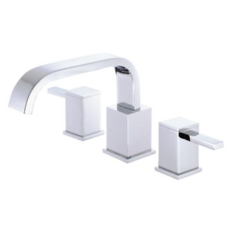 Danze D300933T Reef Two Handle Roman Tub Faucet Trim Only - Chrome