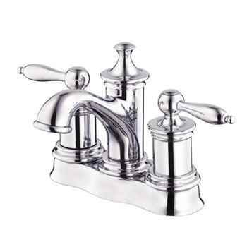 Danze D301010 Prince Two Handle Centerset Lavatory Faucet - Chrome