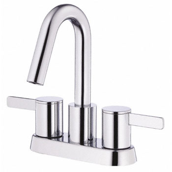 Danze D301030 Amalfi Two Handle Centerset Lavatory Faucet - Chrome
