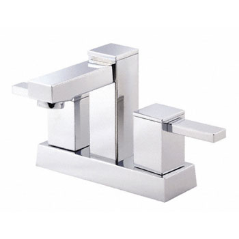 Danze D301033 Reef Two Handle Centerset Lavatory Faucet - Chrome