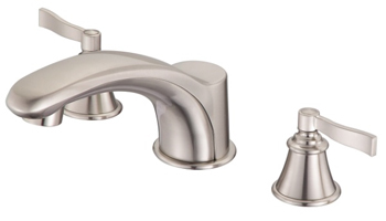 Danze D301525BNT Aerial Roman Tub Faucet Trim Kit - Brushed Nickel