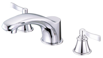 Danze D301525T Aerial Roman Tub Faucet Trim Kit - Chrome