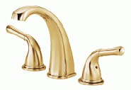 Danze D301571PBV Plymouth Complete Roman Tub Faucet - Polished Brass