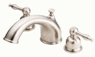 Danze D302555BN Sheridan Roman Tub Faucet - Brushed Nickel