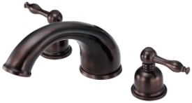 Danze D302555RBT Sheridan Roman Tub Trim Kit - Oil Rubbed Bronze