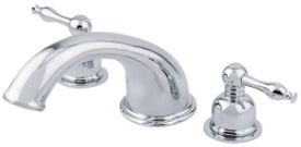 Danze D302555T Sheridan Roman Tub Trim Kit - Chrome