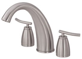 Danze D303654BNT Sonora Roman Tub Faucet Trim Kit - Brushed Nickel