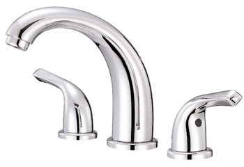 Danze D304012 Melrose Widespread Lavatory Faucet - Chrome