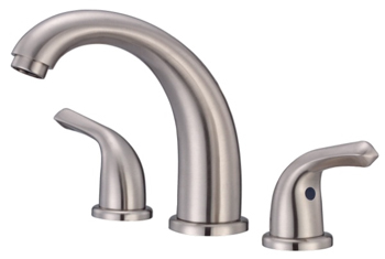 Danze D304012BN Melrose Widespread Lavatory Faucet - Brushed Nickel