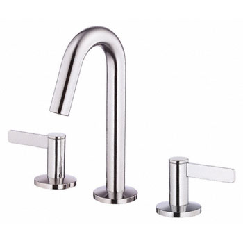 Danze D304030 Amalfi Two Handle Mini-Widespread Lavatory Faucet - Chrome