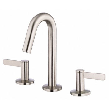 Danze D304030BN Amalfi Two Handle Mini-Widespread Lavatory Faucet - Brushed Nickel