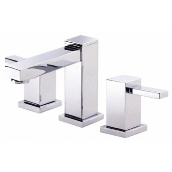 Danze D304033 Reef Two Handle Widespread Lavatory Faucet - Chrome