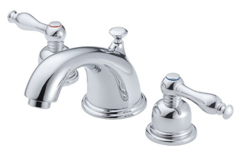 Danze D304055 Sheridan Widespread Lavatory Faucet - Chrome