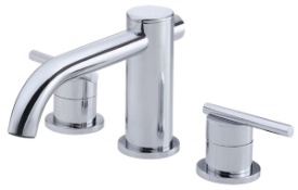 Danze D305658T Parma Roman Tub Faucet Trim Kit - Chrome