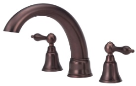 Danze D308840RBT Fairmont Roman Tub Trim Kit - Oil Rubbed Bronze