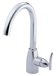 Danze D404554 Sonora Single Handle Pull-Down Faucet - Chrome