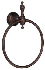 Danze D446111RB Sheridan Towel Ring - Oil Rubbed Bronze