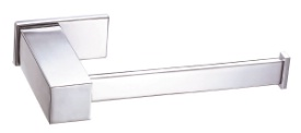 Danze D446136 Sirius Dual Function - Toilet Tissue Paper Holder or Towel Bar - Chrome