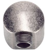 Danze D493932DN 1/2'' Wall Right Angle Hose Connector - Distressed Nickel