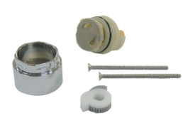 Danze D495010PBV Square Stem Extension Kit - Polished Brass (Pictured In Chrome)
