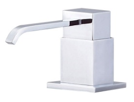 Danze D495944 Sirius Soap & Lotion Dispenser - Chrome