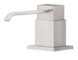 Danze D495944SS Sirius Soap & Lotion Dispenser - Stainless Steel