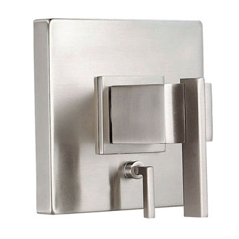 Danze D500444BNT Sirius Single Handle Pressure Balanced Valve Trim Only - Brushed Nickel