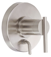 single handle shower faucet with diverter. Danze D500458BNT Parma Single Handle Tub Shower Valve with Diverter Trim  Kit Brushed Nickel