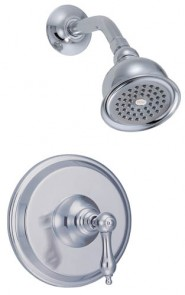 Danze D500540 Fairmont Single Handle Shower - Chrome
