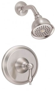 Danze D500540BN Fairmont Single Handle Shower - Brushed Nickel