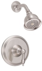Danze D500540BNT Fairmont Single Handle Shower Trim Kit - Brushed Nickel