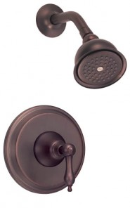 Danze D500540RB Fairmont Single Handle Shower - Oil Rubbed Bronze