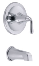 Danze D500656T Bannockburn Tub Trim Kit - Chrome
