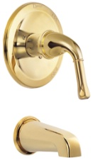 Danze D500671PBVT Plymouth Tub Trim Kit - Polished Brass