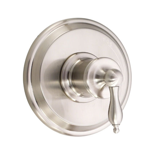 Danze D510410BNT Single Handle Pressure Balance Valve Trim Only - Brushed Nickel
