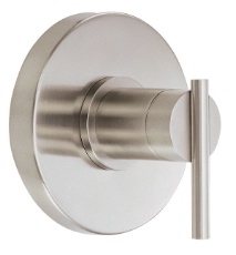 Danze D510458BNT Parma Single Handle Tub/Shower Valve Trim Only - Brushed Nickel