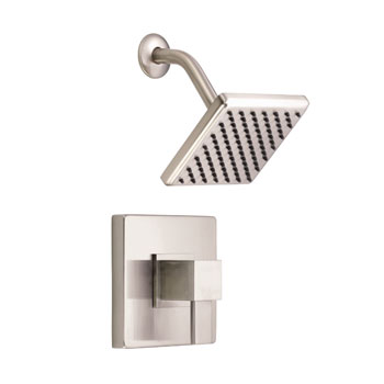 Danze D510533BNT Reef Trim Only Single Handle Pressure Balance Shower - Brushed Nickel