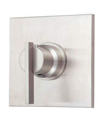 Danze D562044BNT Sirius Single Handle 3/4'' Thermostatic Shower Valve Trim Kit - Brushed Nickel