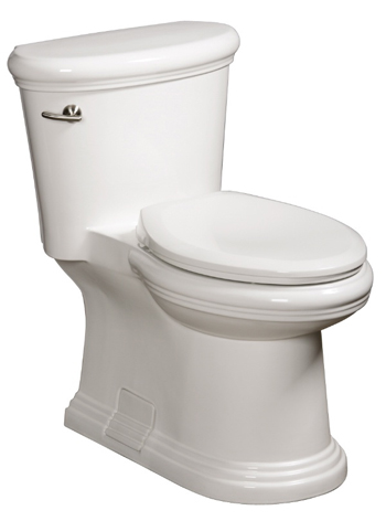 Danze DC011223WH Orrington One-Piece Toilet - White