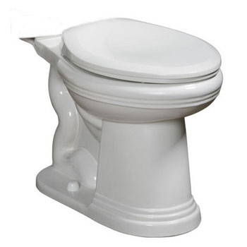 Danze DC013230WH Orrington 2 Piece Toilet Bowl Only - White
